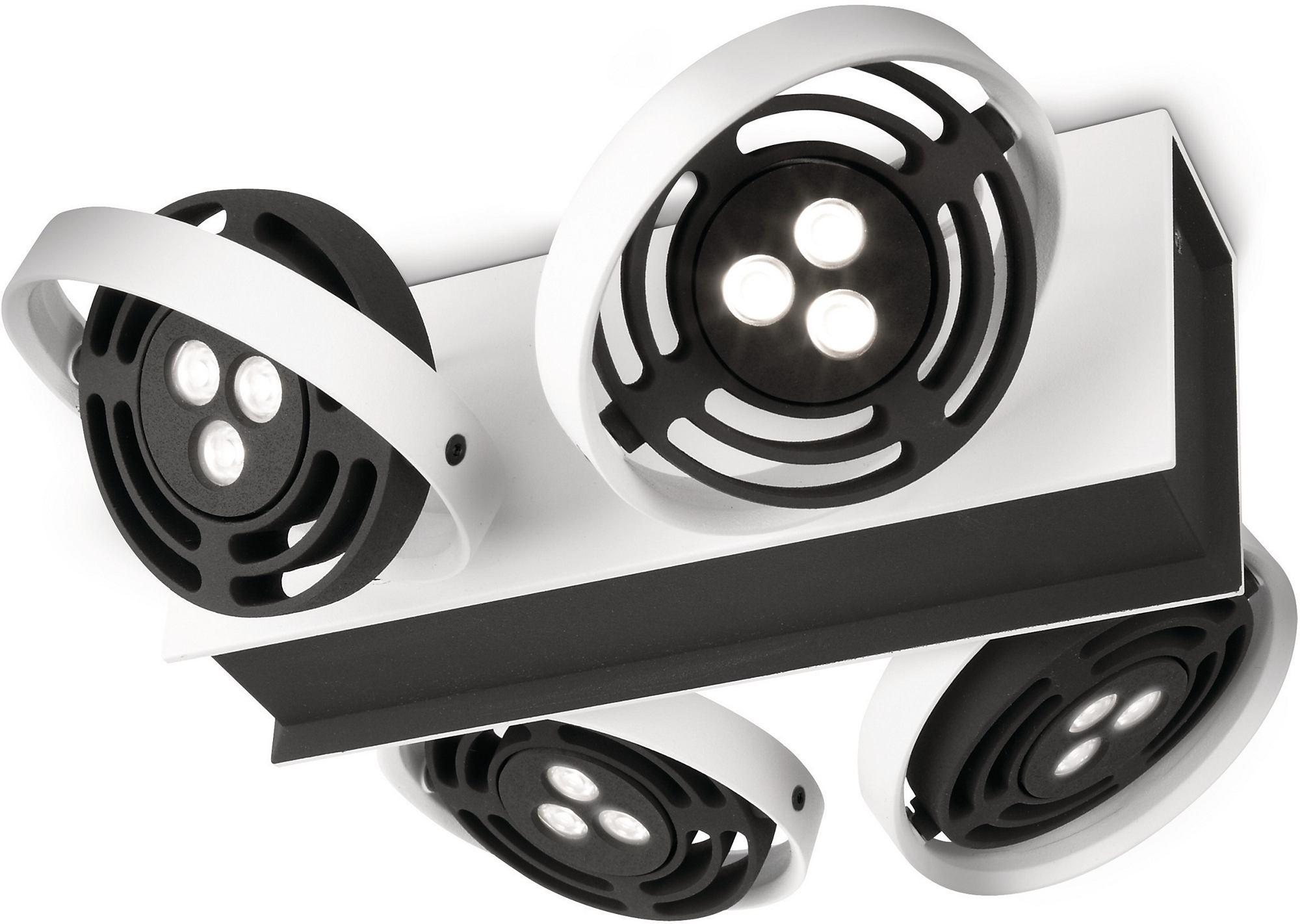 - LEDino-57929/31 white ceiling spot 射燈