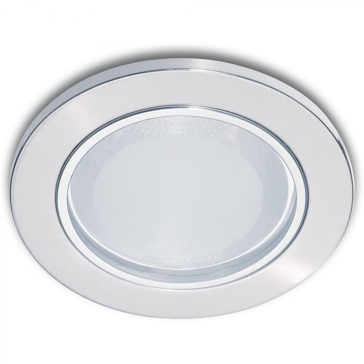 - 69397 筒燈 Recessed Nickel Downlight E27
