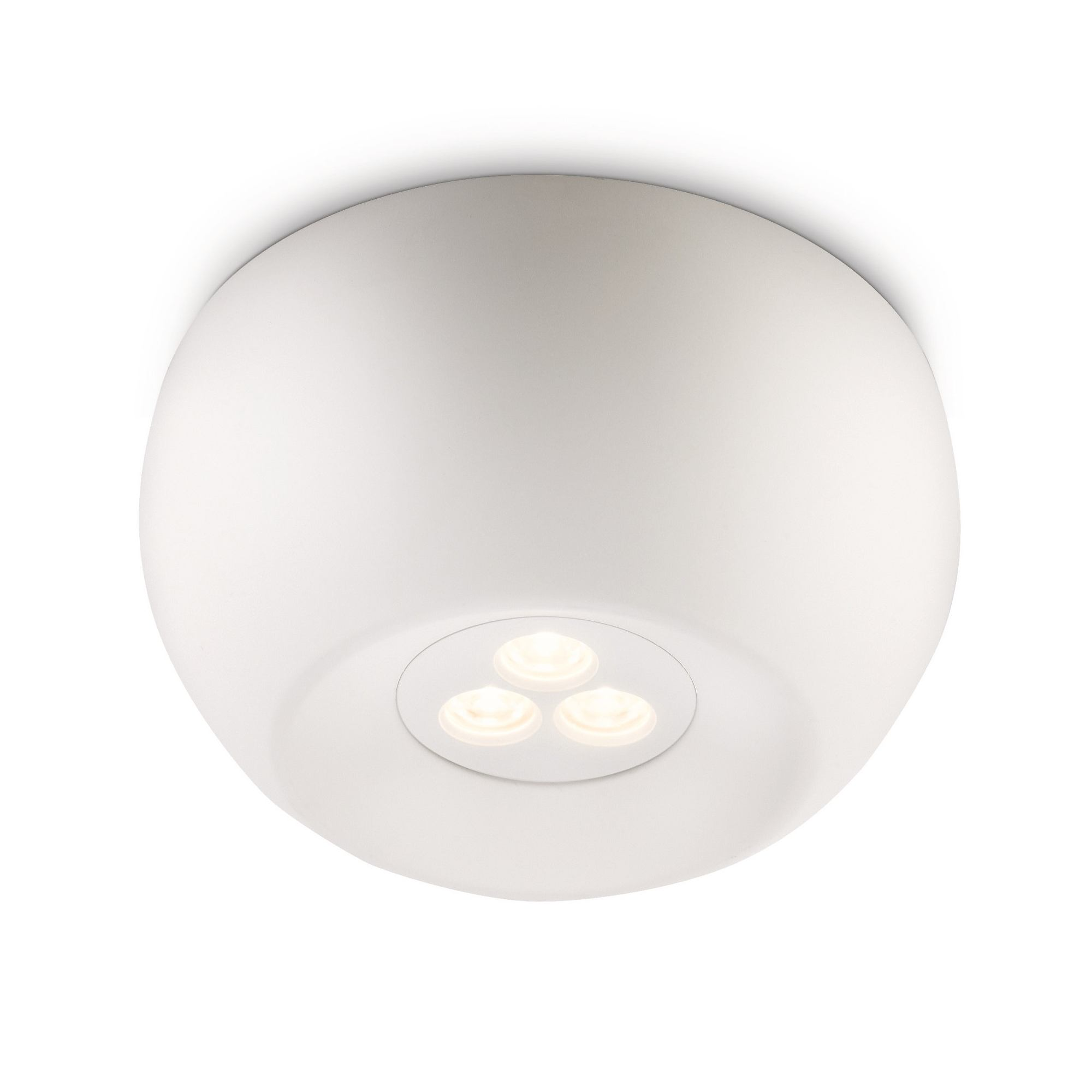 -Ledino 31610- White Ceiling Spot
