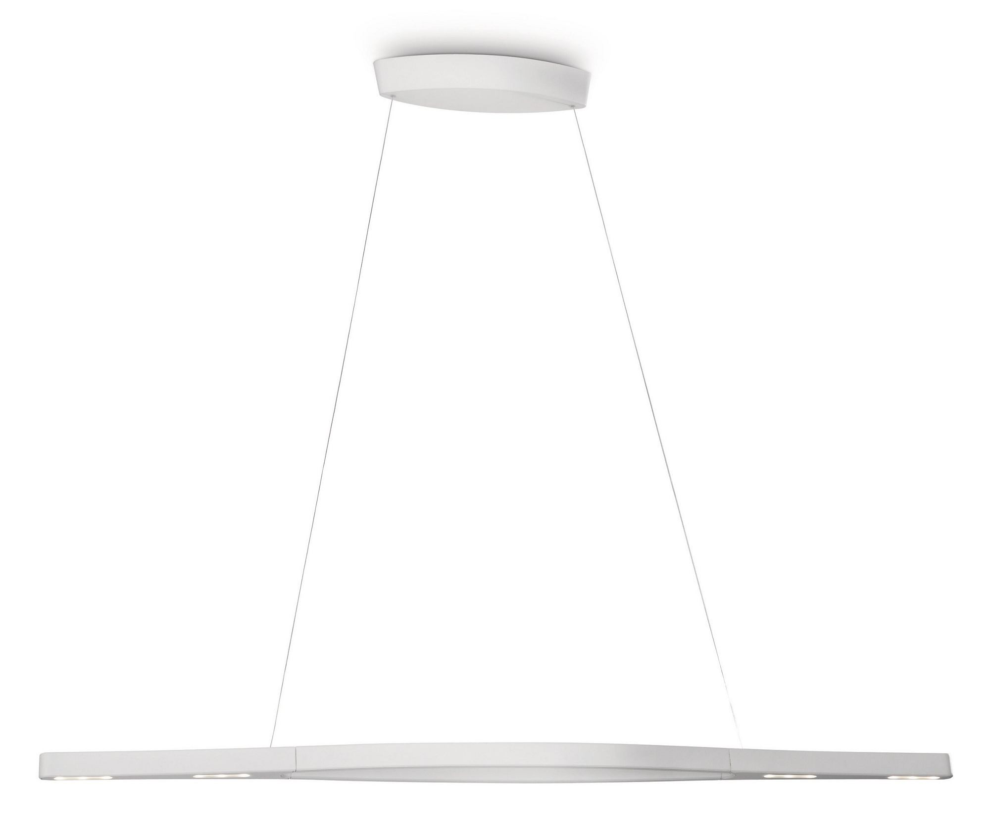 -Ledino 37371- White Pendant Lamp