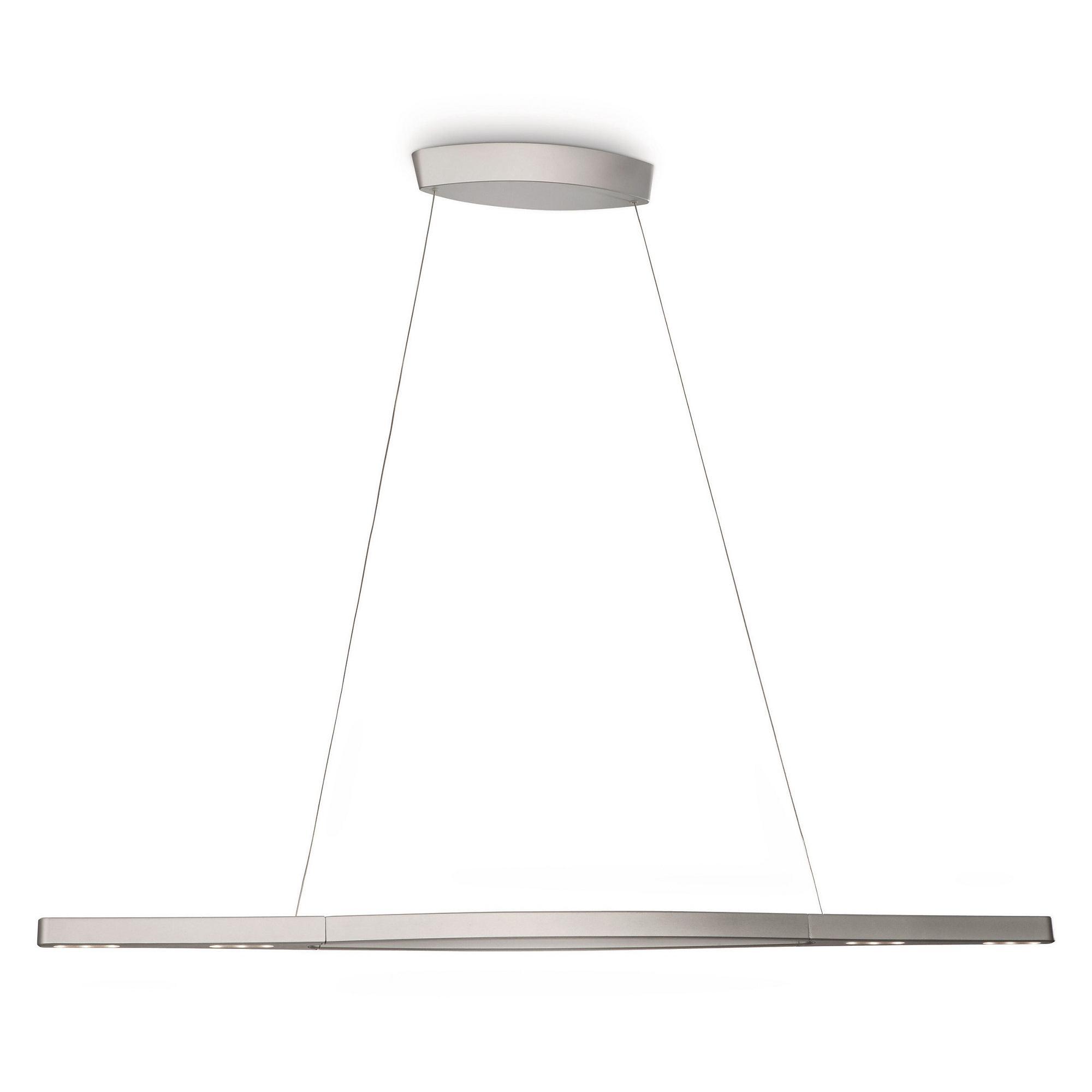 -Ledino 37371-Aluminium Pendant Lamp