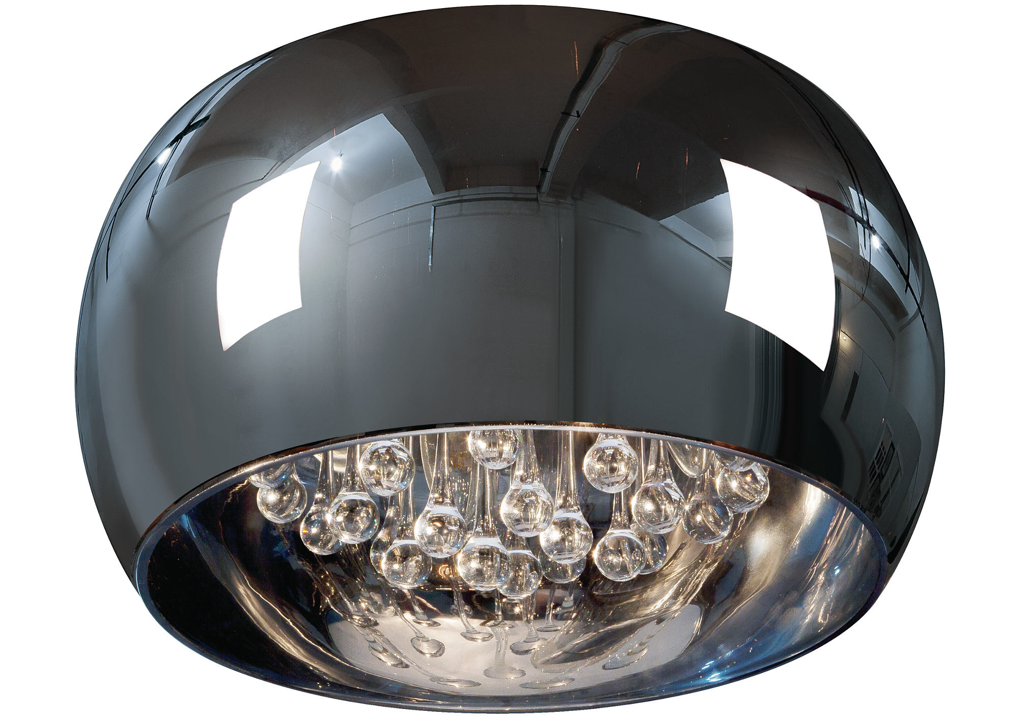 -MyLiving-30900-Crystal Ceiling Light
