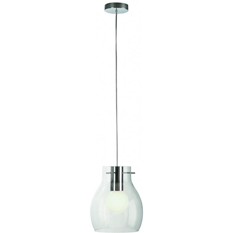 -MyLiving-40695/11 Glass Pendant Lamp