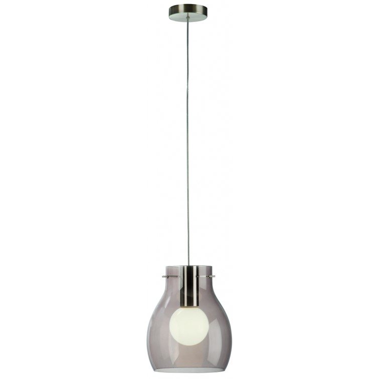 -MyLiving-40695/17 Chrome Pendant Lamp
