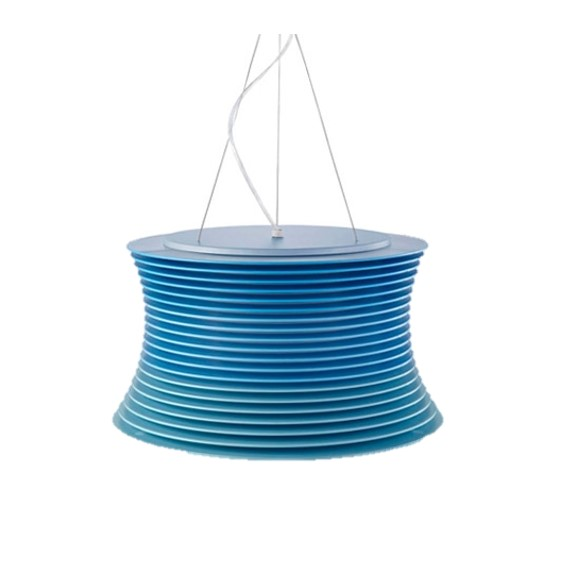 -60201/35-MyLiving-Blue Pendant Lamp