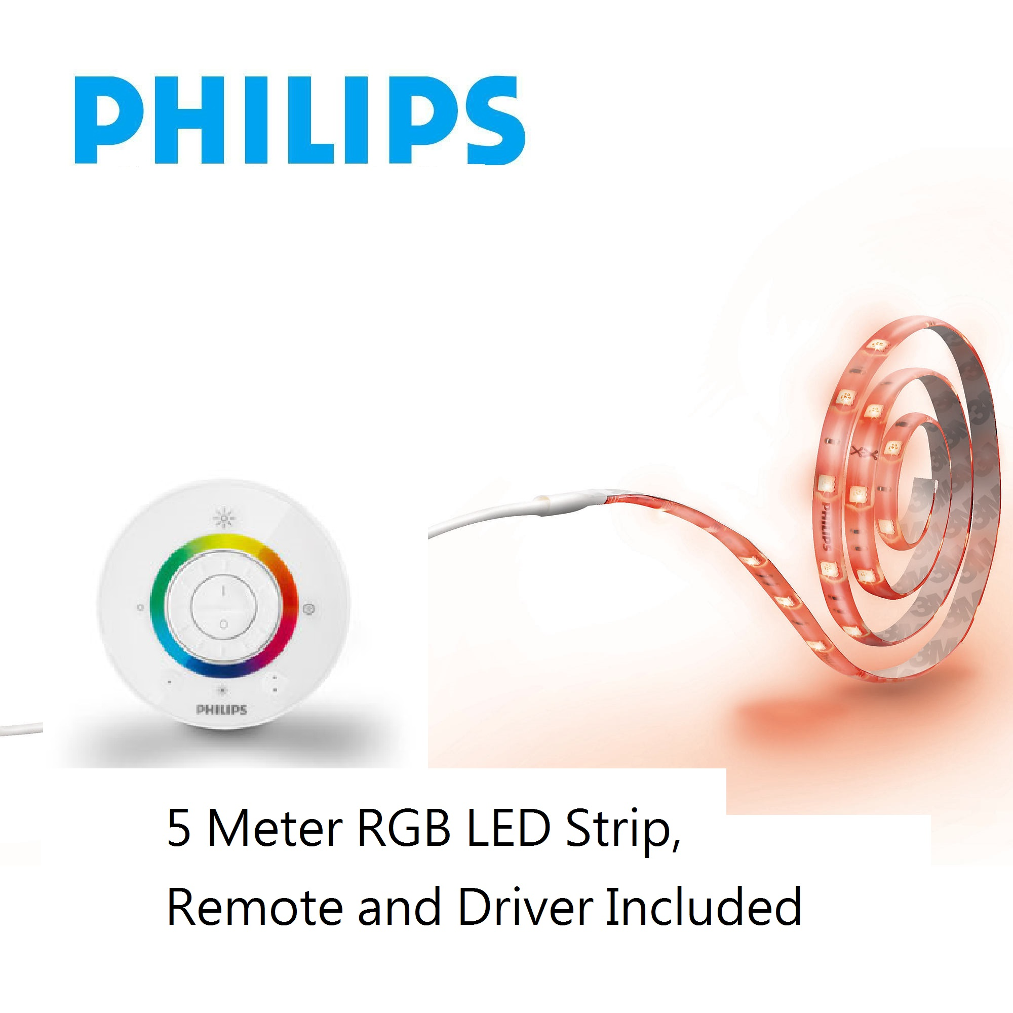 -30904-5M Color RGB,Remote Driver Set