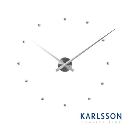 KA5429-Little Big TIme DIY Bullets XL Wall Clock