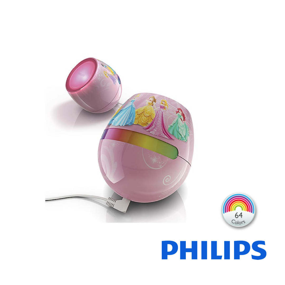 -LivingColors 71704/28 Pink Micro Kids Girl Prince