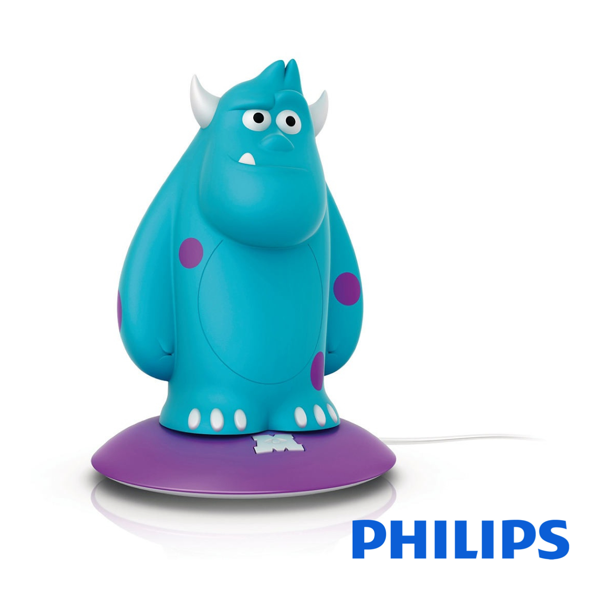 - 71705/83 LED Table Lamp SoftPal Sulley Blue