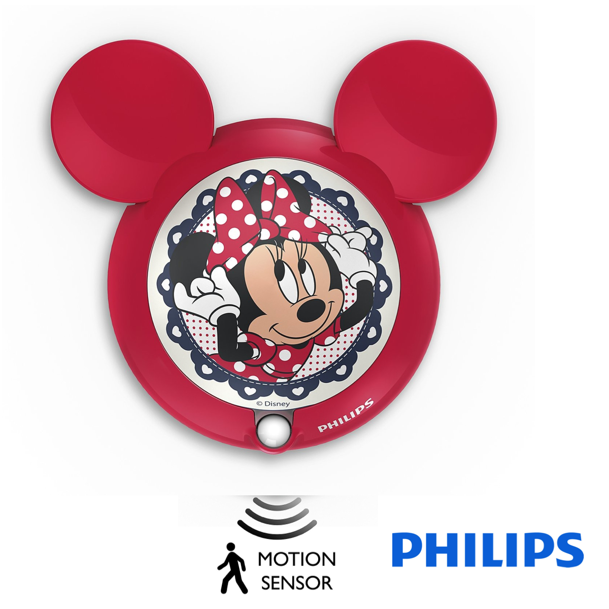 - 71766/31 LED Night Light Minnie Mouse
