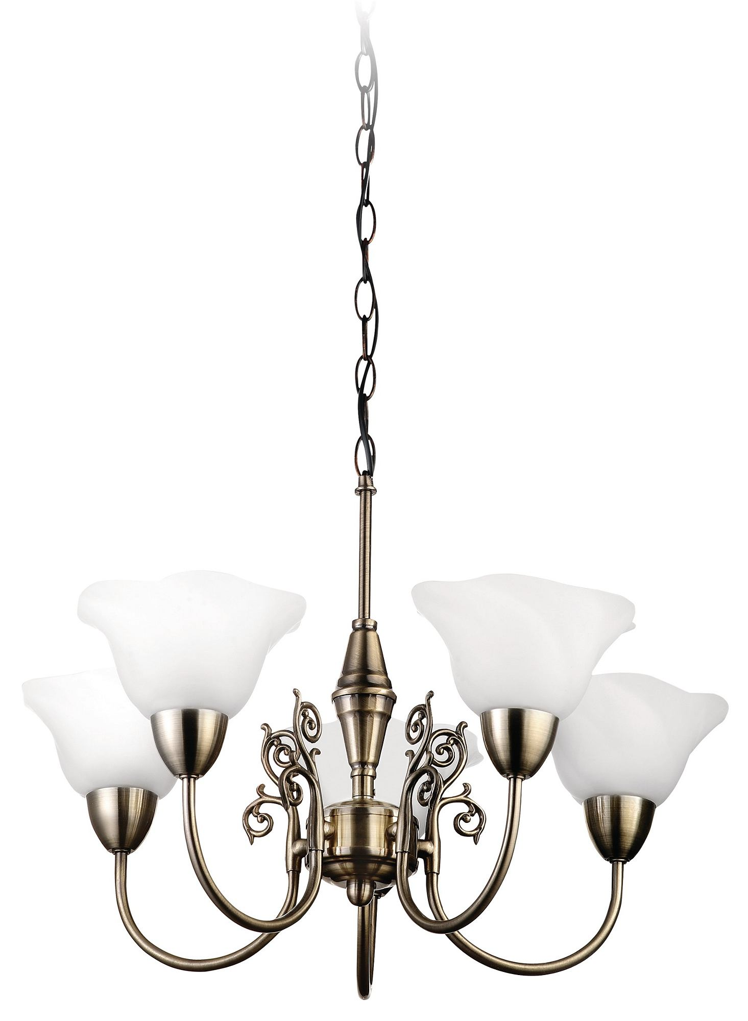 - Roomstylers - 37932 Bronze Classic pendant