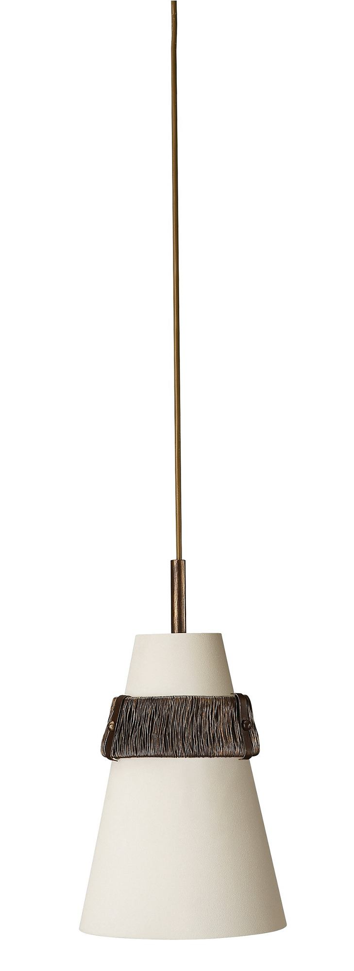 - Roomstylers - 37180 Rust Classic pendant
