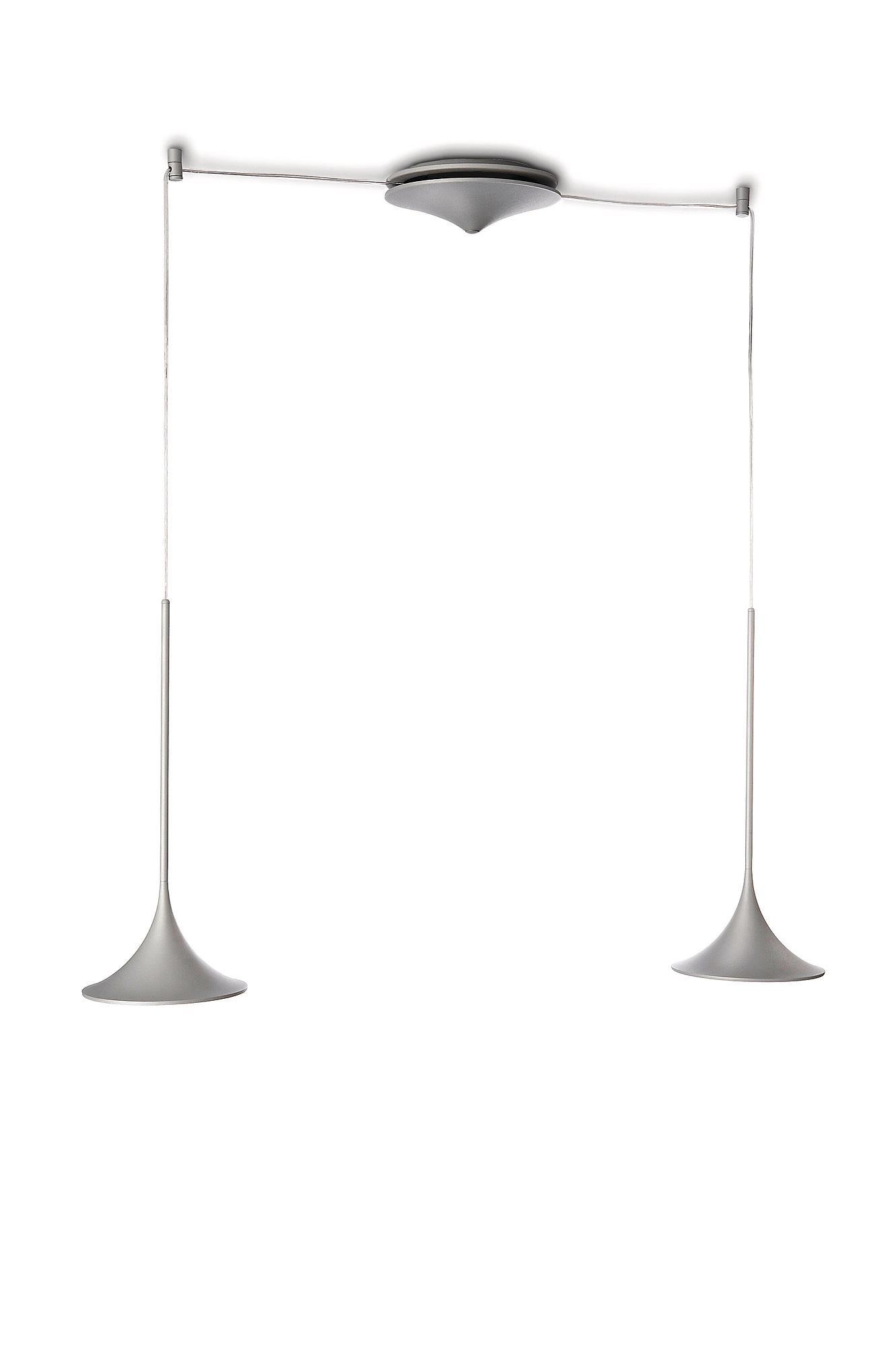 - LEDino -69060 Double Grey pendant