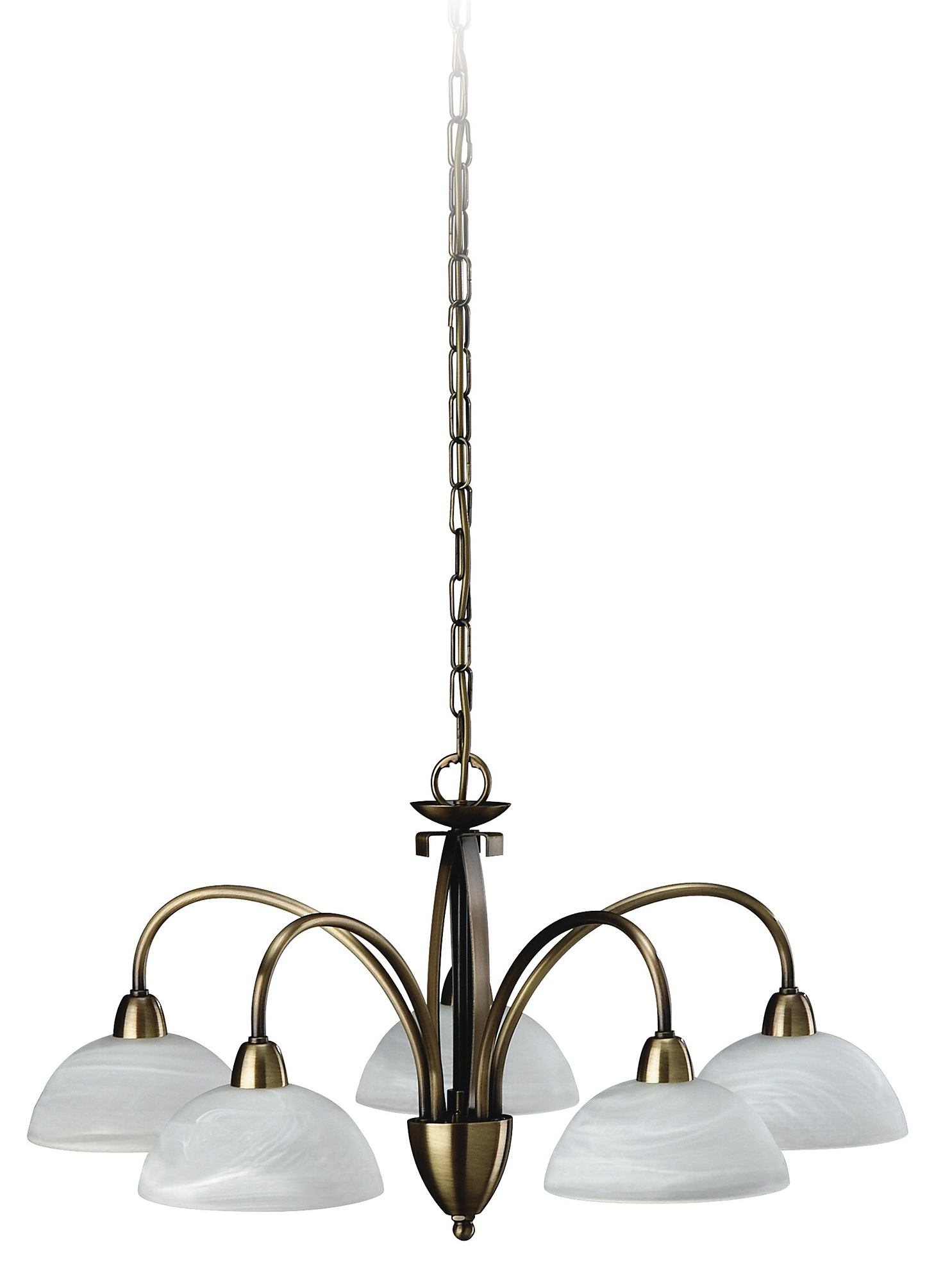 -Roomstylers-36376 bronze classic pendant