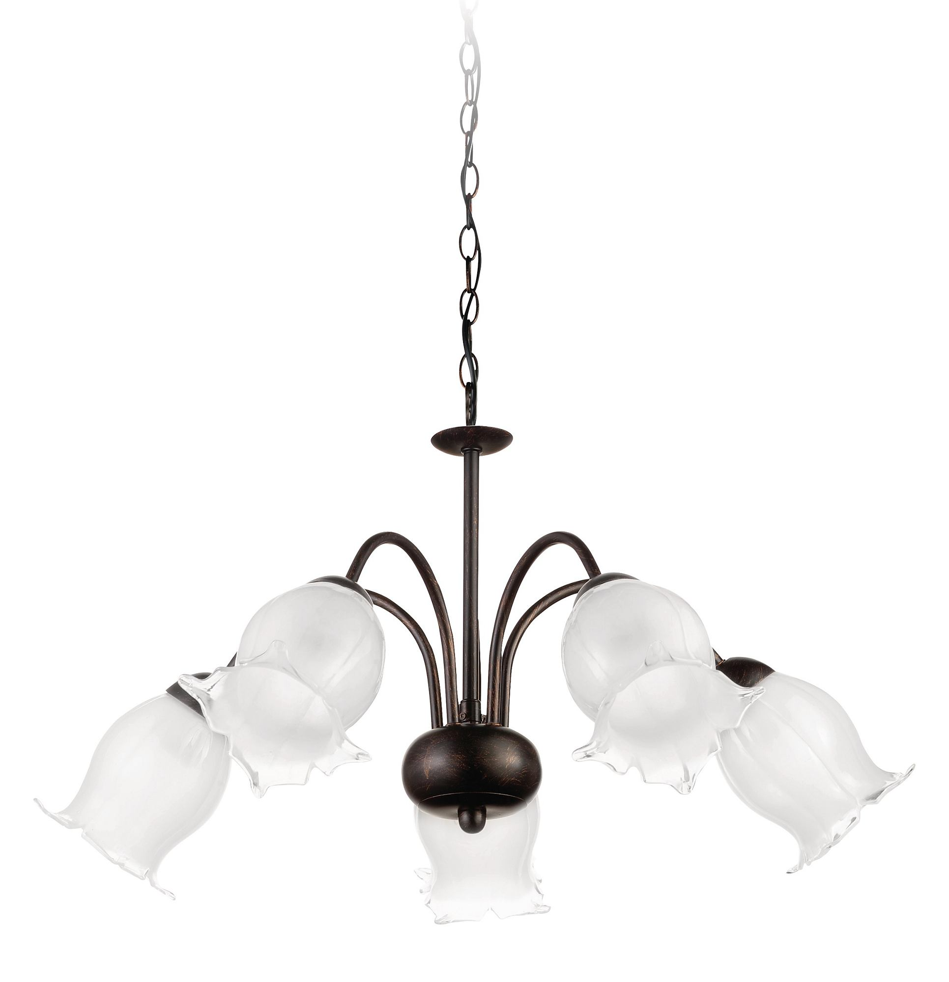 - Roomstylers - 37581 black pendant
