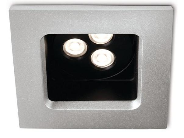 - LED 射燈 Spot Light 69650 Silver recessed