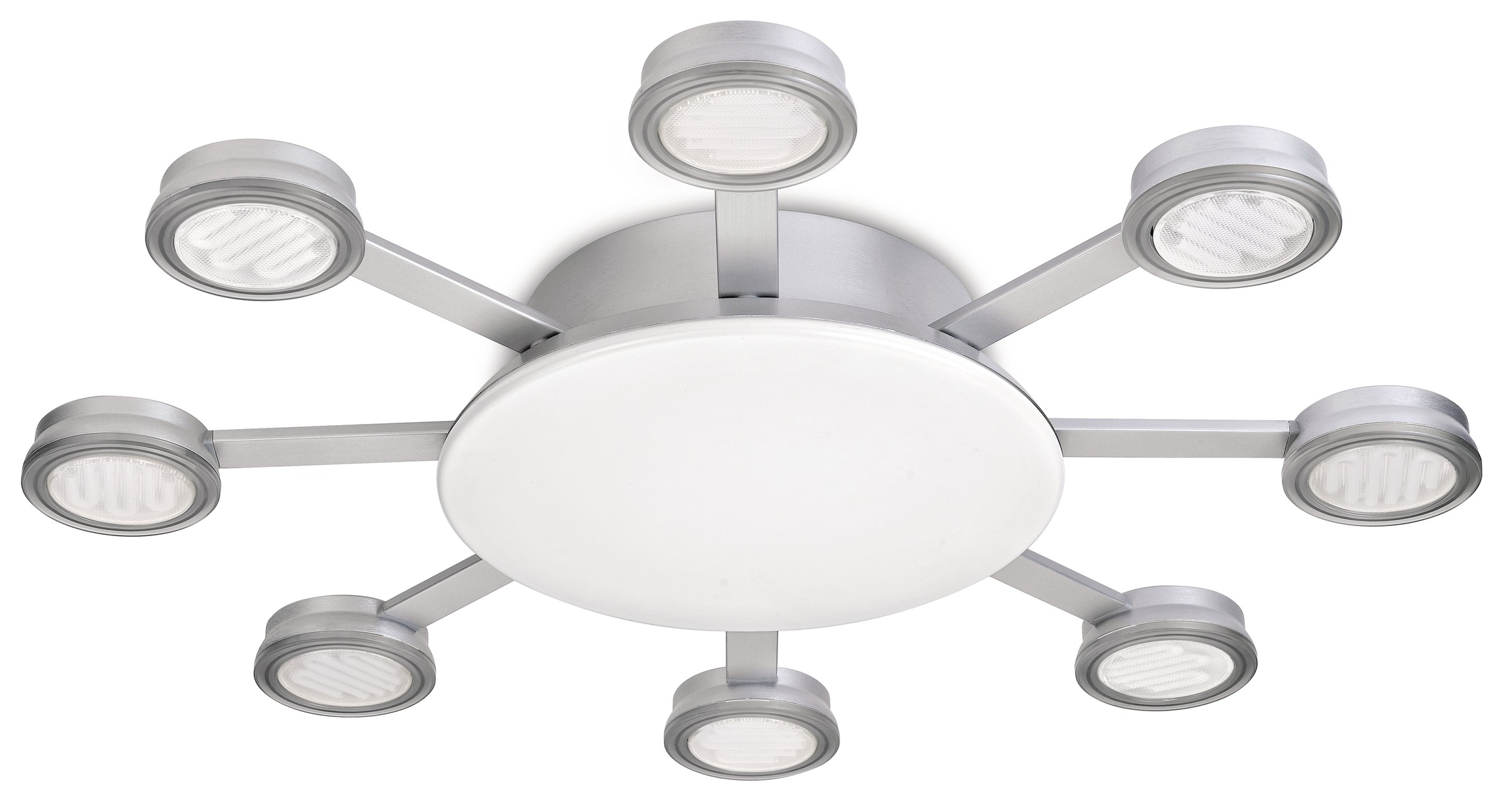 - Roomstylers - 30381 silver ceiling