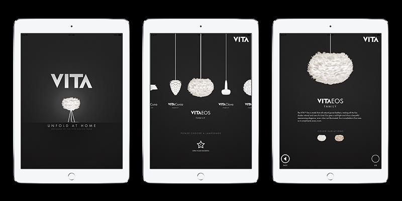Vita Apple Apps Augmented Reality
