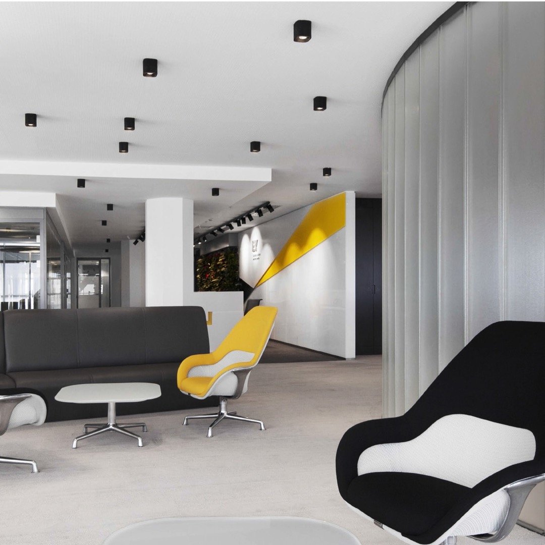 Wever & Ducre - Docus Life Style Ernest Wong Office