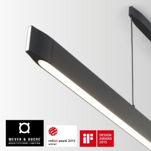 Wever & Ducre Ello 13.0 Pendant Light Black Thumbnail