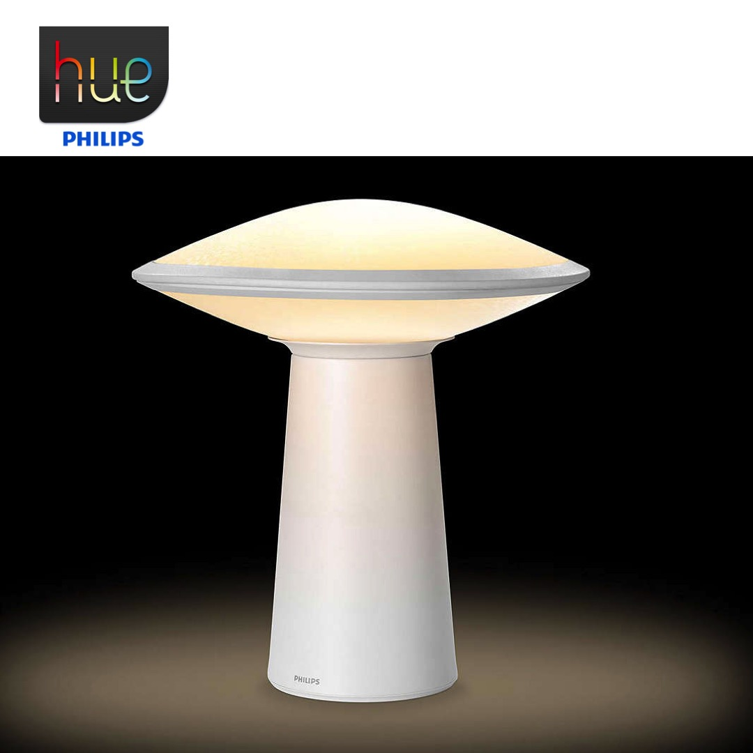 PHILIPS HUE 2.0 Phoenix Table Lamp 31154 (Pre-Order)