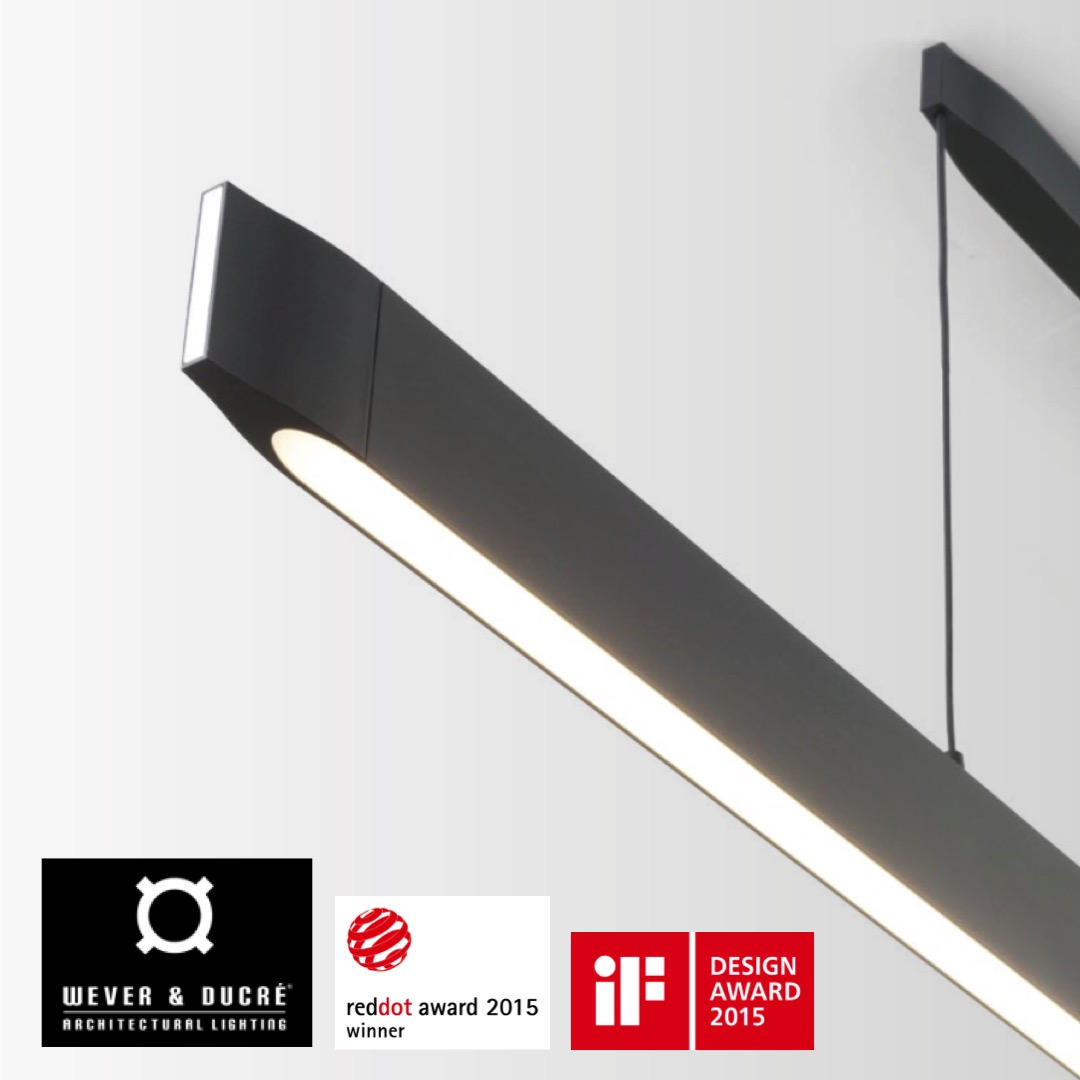 Ello 13.0 Black LED Pendant Lamp