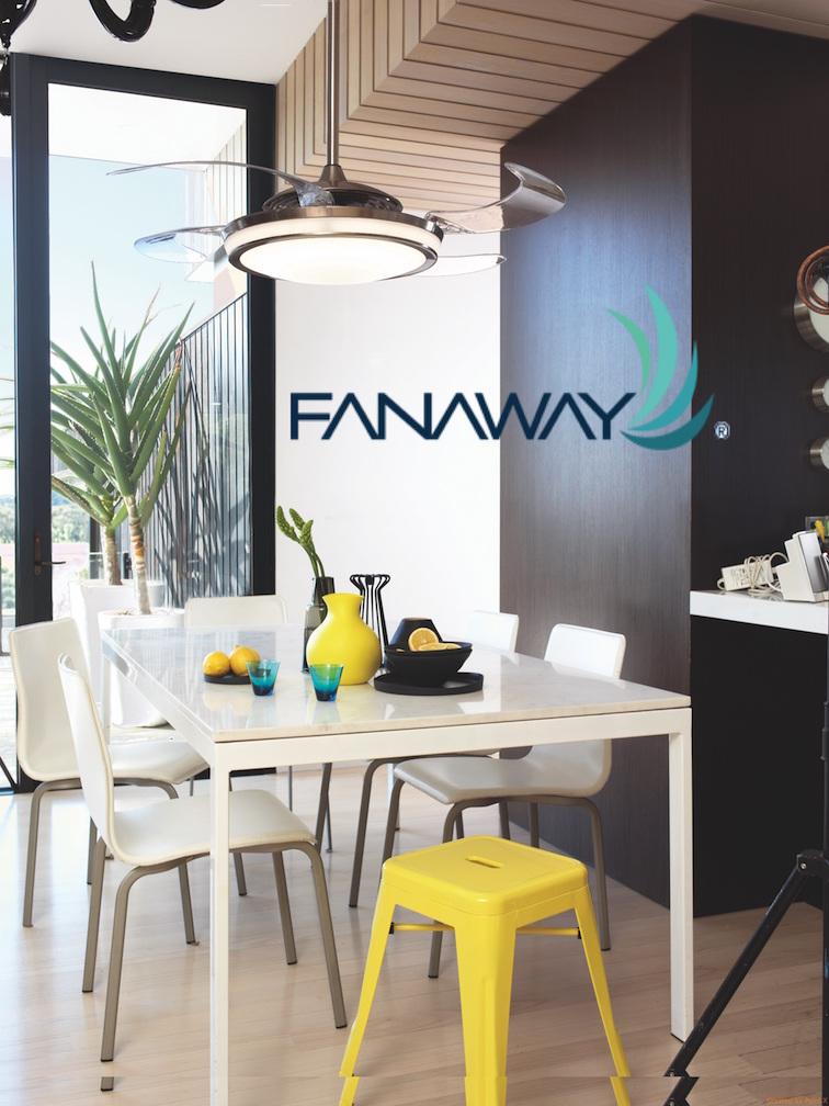 Fanaway EVO 1 LED Ceiling Fan 風扇燈吊扇燈