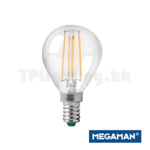 LG9704CS Megaman LED Filament Light Bulb Thumbnail