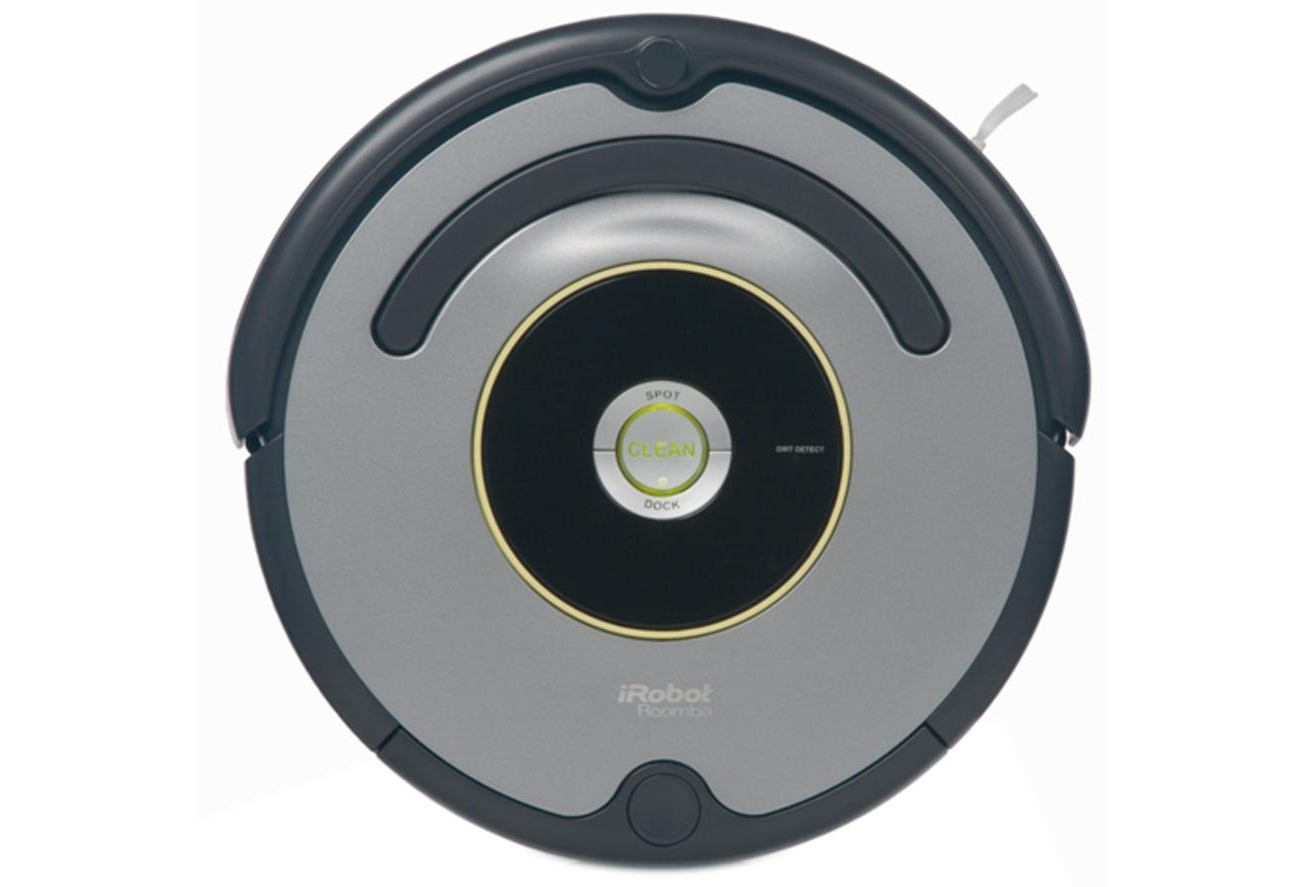 irobot roomba 630 vacuum cleaning robot discontinued trilight zone lighting outlet. Black Bedroom Furniture Sets. Home Design Ideas