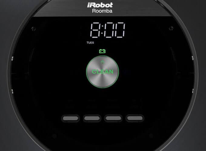 iRobot-Roomba-cleans-on-schedule