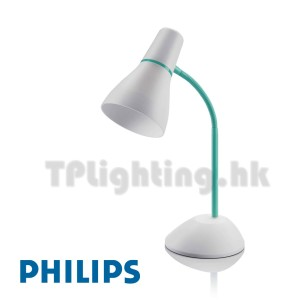 71567-33 green philips led reading lamp