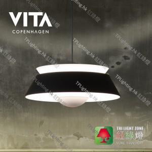 vita copenhagen cuna black pendant lamp