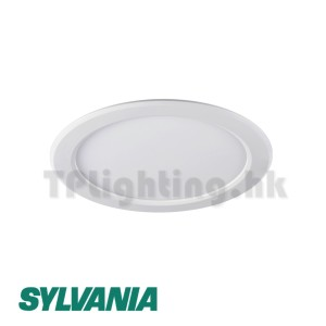 Sylflat Round 12W LED Recessed Down 3000k