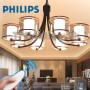 40935 8 heads myliving outline classical pendant lamp 01