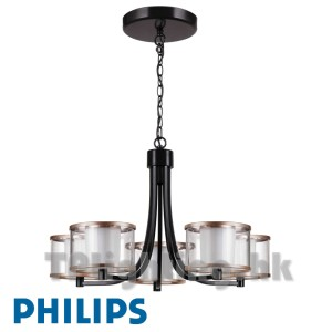 40936 飛利浦燈飾 philips lighting outline 5 heads LED