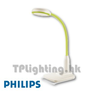 66024 green racquet philips led reading lamp