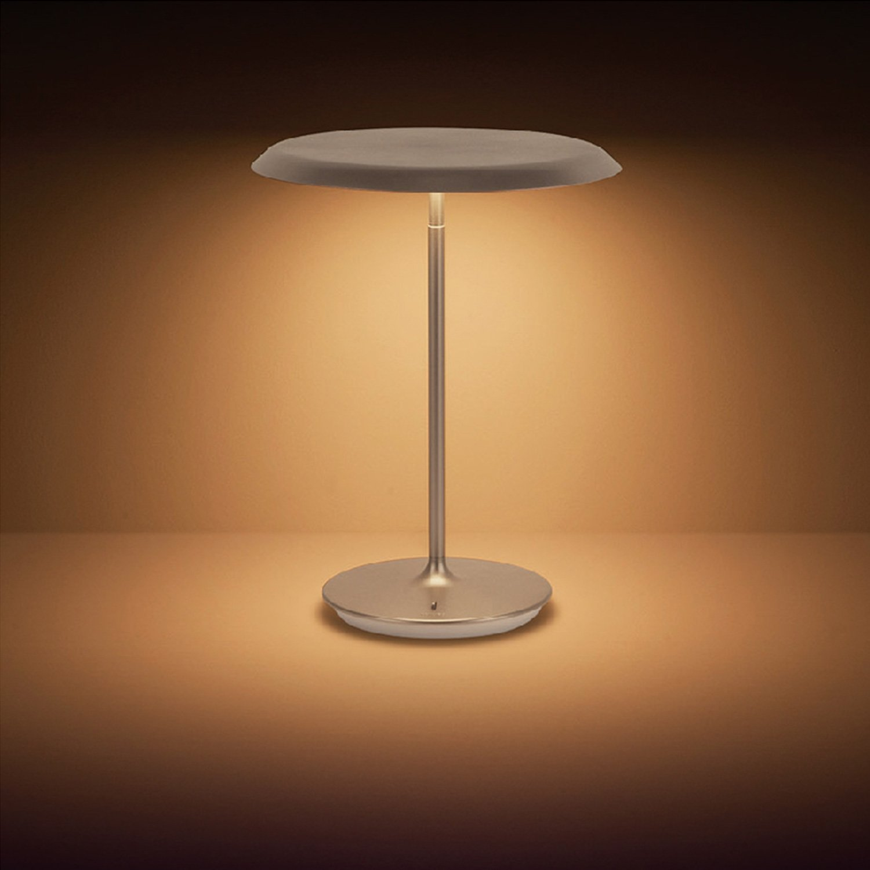 45039 hue muscari 15w 55w led 2700k metal table lamp hue dimmer bridge exclu. Black Bedroom Furniture Sets. Home Design Ideas