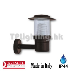 duralite ml04 ip44 wall lamp