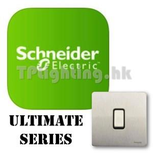 ultimate schneider 施耐德 燈掣