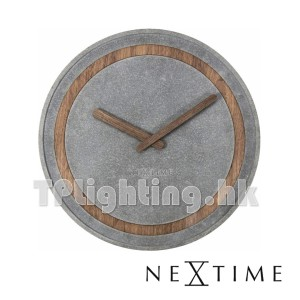 3211 nextime concrete wall clock