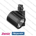 Megaman Zenia f25343TK-BK 3 phase track light euro track version
