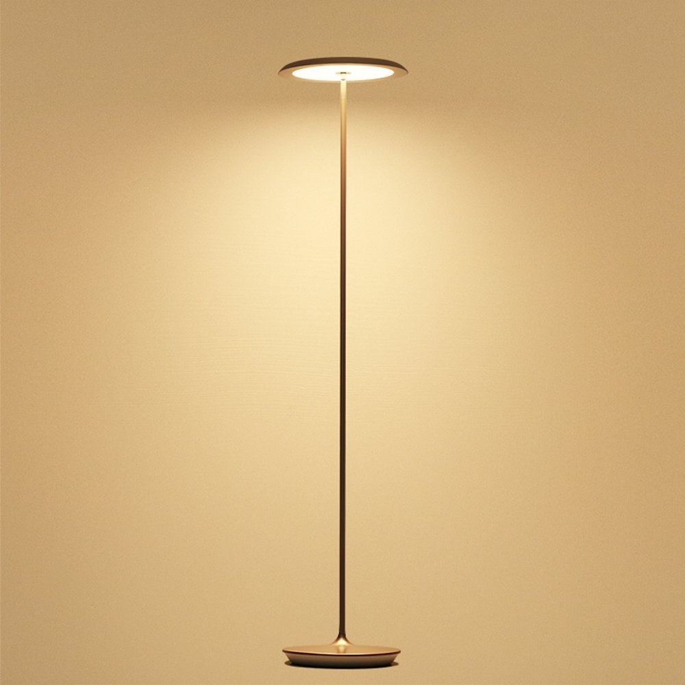 Floor lamp for philips huegnificent philips hue being led ceiling 45040 hue quot muscari quot 15w 55w led 2700k metal floor lamp aloadofball Image collections