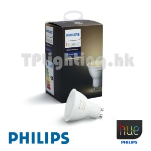 philips hue GU10 white ambiance