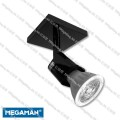 megaman piano black spot light F03817SM-01