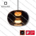 wever ducre wetro 3.0 led pendant lamp
