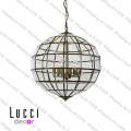 039111 saville glass pendant light
