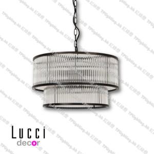 050344 corbelle crystal pendant light