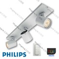 53093 runner white philips hue led ceiling light
