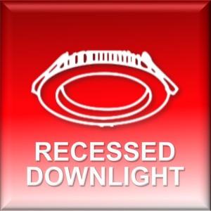 recessed led downlight tp lighting hk wh