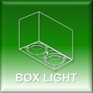 surface mount box light icon for tp lighting hk WH